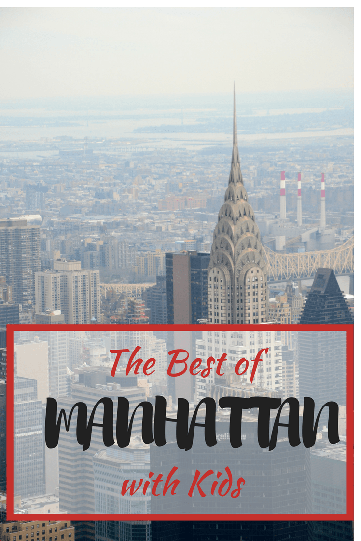 Best of Manhattan with kids