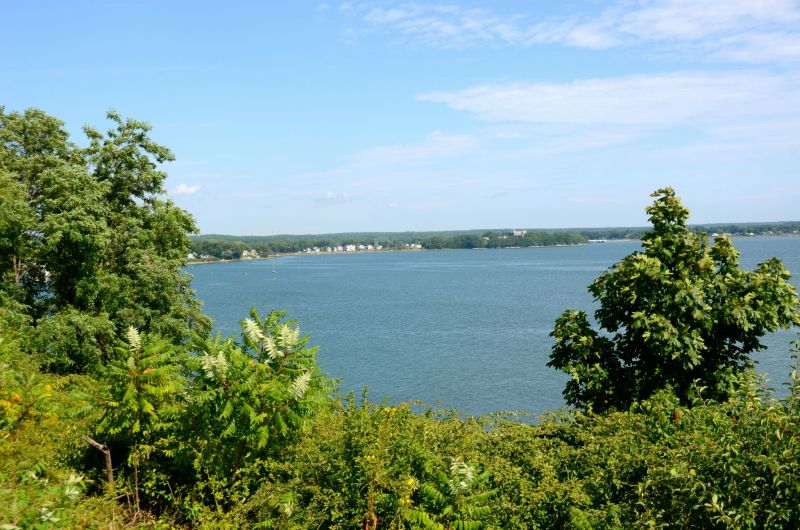 The Eastern Promenade is a fun thing to do in Portland, Maine