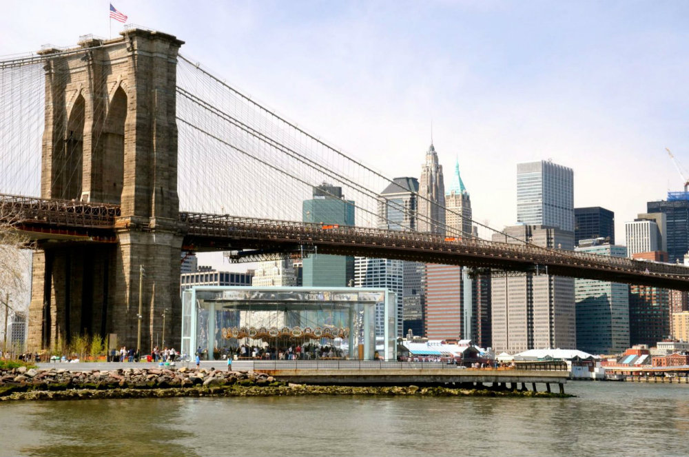 Brooklyn Bridge Park: Adventure in the City