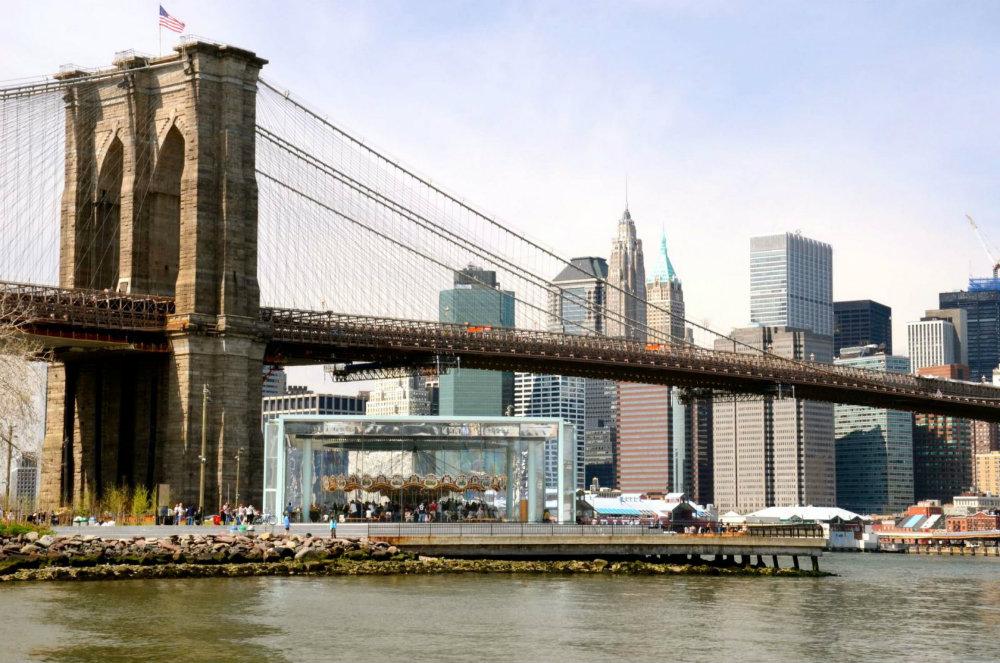 Brooklyn Bridge Park: Adventure in the City