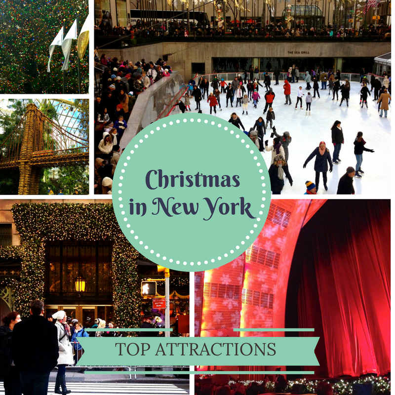 Christmas In New York Complete Guide To Holiday Attractions