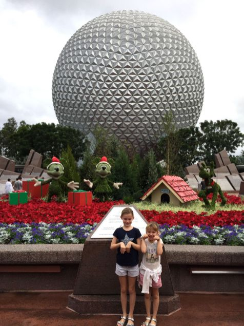 Epcot tips for a family vacation to Epcot Center