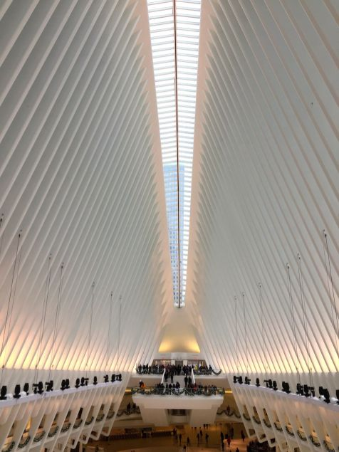 World Trade Transportation Hub and Oculus