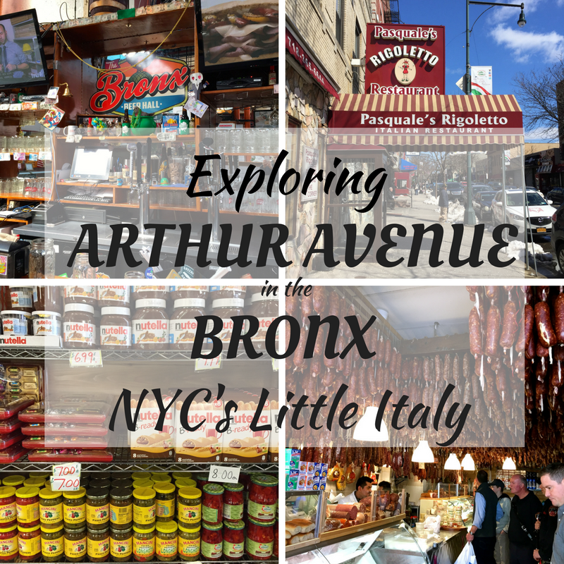 Exploring Arthur Avenue in the Bronx: New York's Little Italy