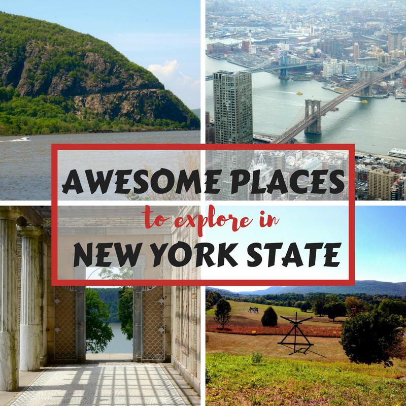 Awesome Places to Explore in New York State