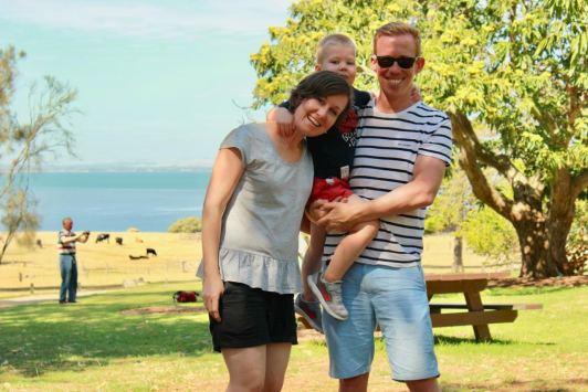Family photo of What Ali Sees in Phillip Island Australia.