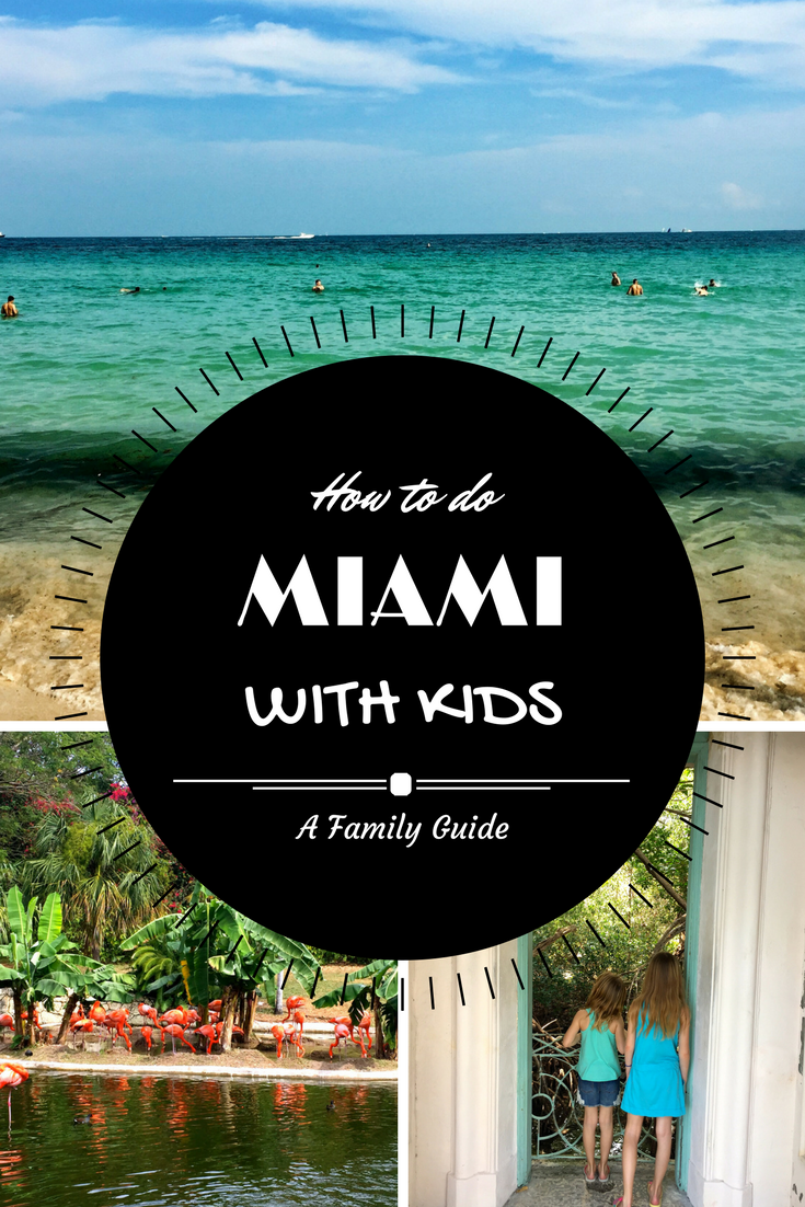 Family activities in Miami