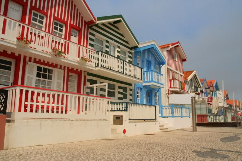 The beaches in Portugal are great for a family vacation and relatively unspoiled.