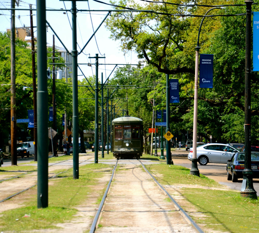 Exploring New Orleans: Rails, Wheels, Boats and More!