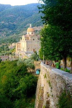 Cortona-Tuscany-