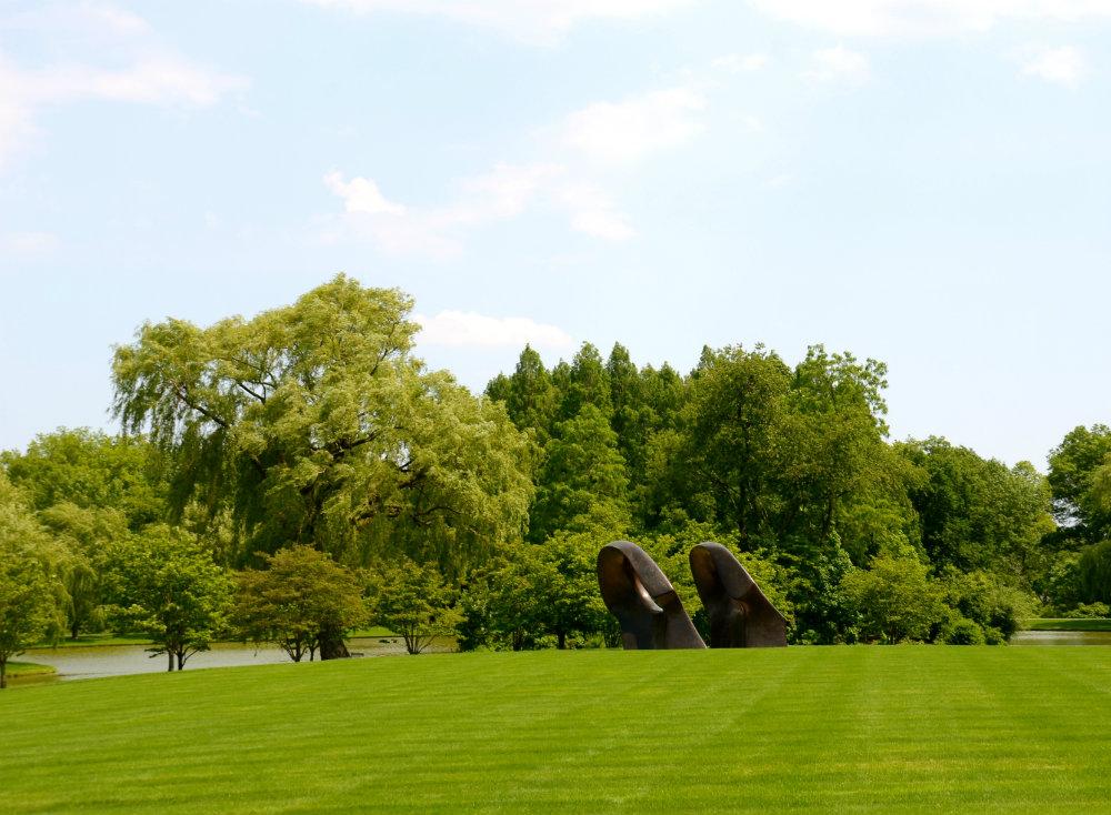 A Visit to Westchester\'s Art Sanctuary: PepsiCo\'s Sculpture Gardens