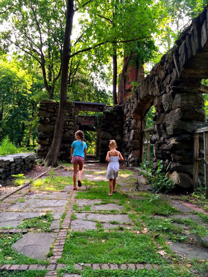 Day trip to Rye Nature Preserve in Westchester County, New York