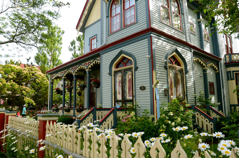 Cape May Historic District: A Trip Through New Jersey Victorian Charm