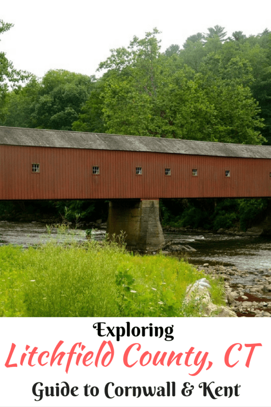 Guide to Cornwall and Kent in Litchfield County, Connecticut.