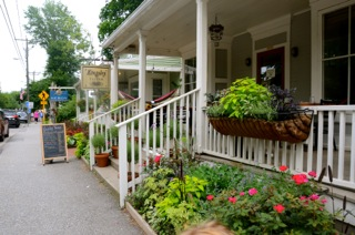 Shopping in Kent in Litchfield County, Connecticut