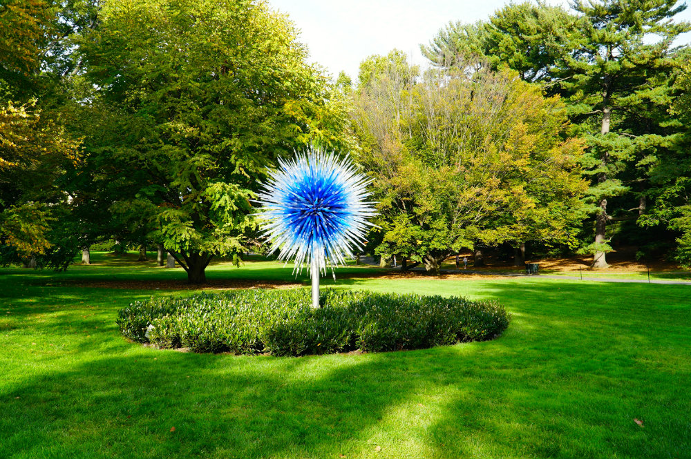 CHIHULY: The Celebrated Glass Art Exhibition at the New York Botanical Garden