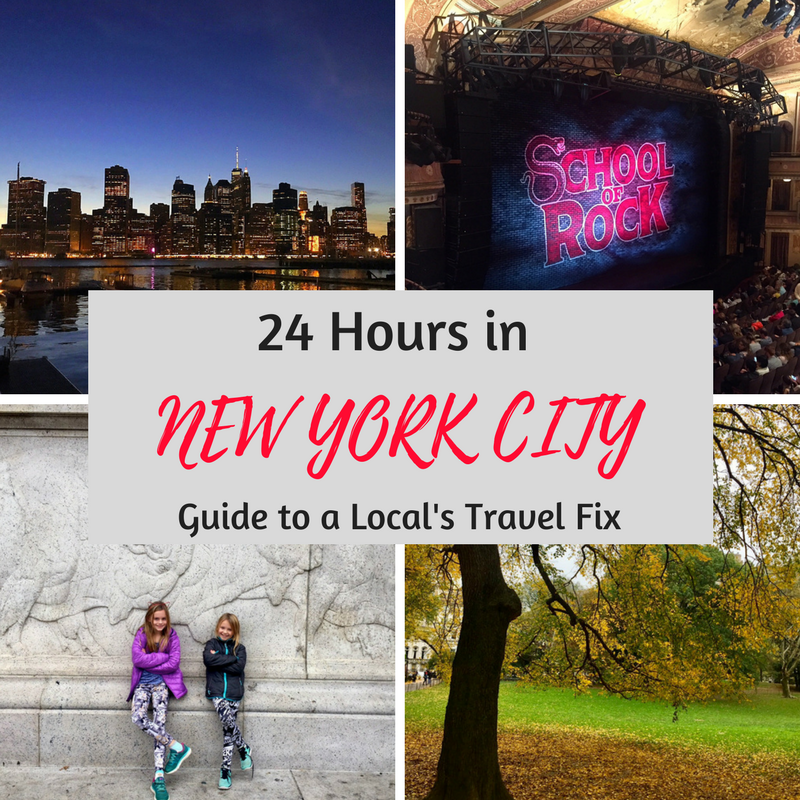 24 Hours in New York City: Guide to a Local's Travel Fix
