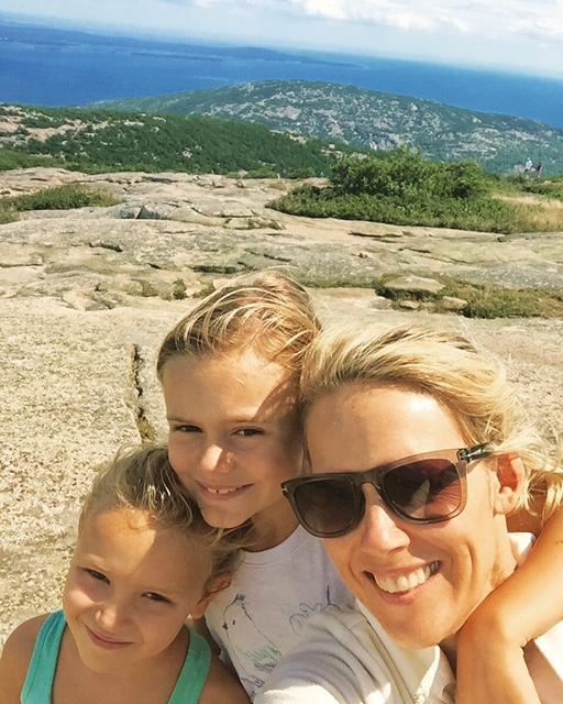 Top of Cadillac Mountain in Acadia National Park, Faraway Files