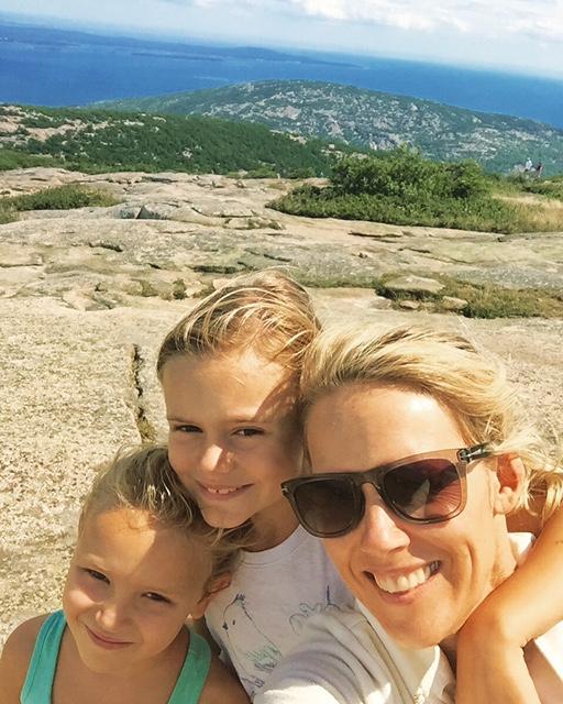 Top of Cadillac Mountain in Acadia National Park, Faraway Files