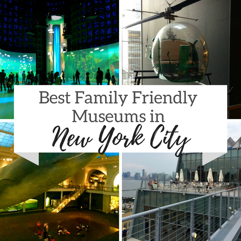 Best Family Friendly Museums in New York City
