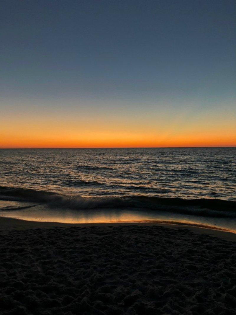 2017 Naples Florida sunset