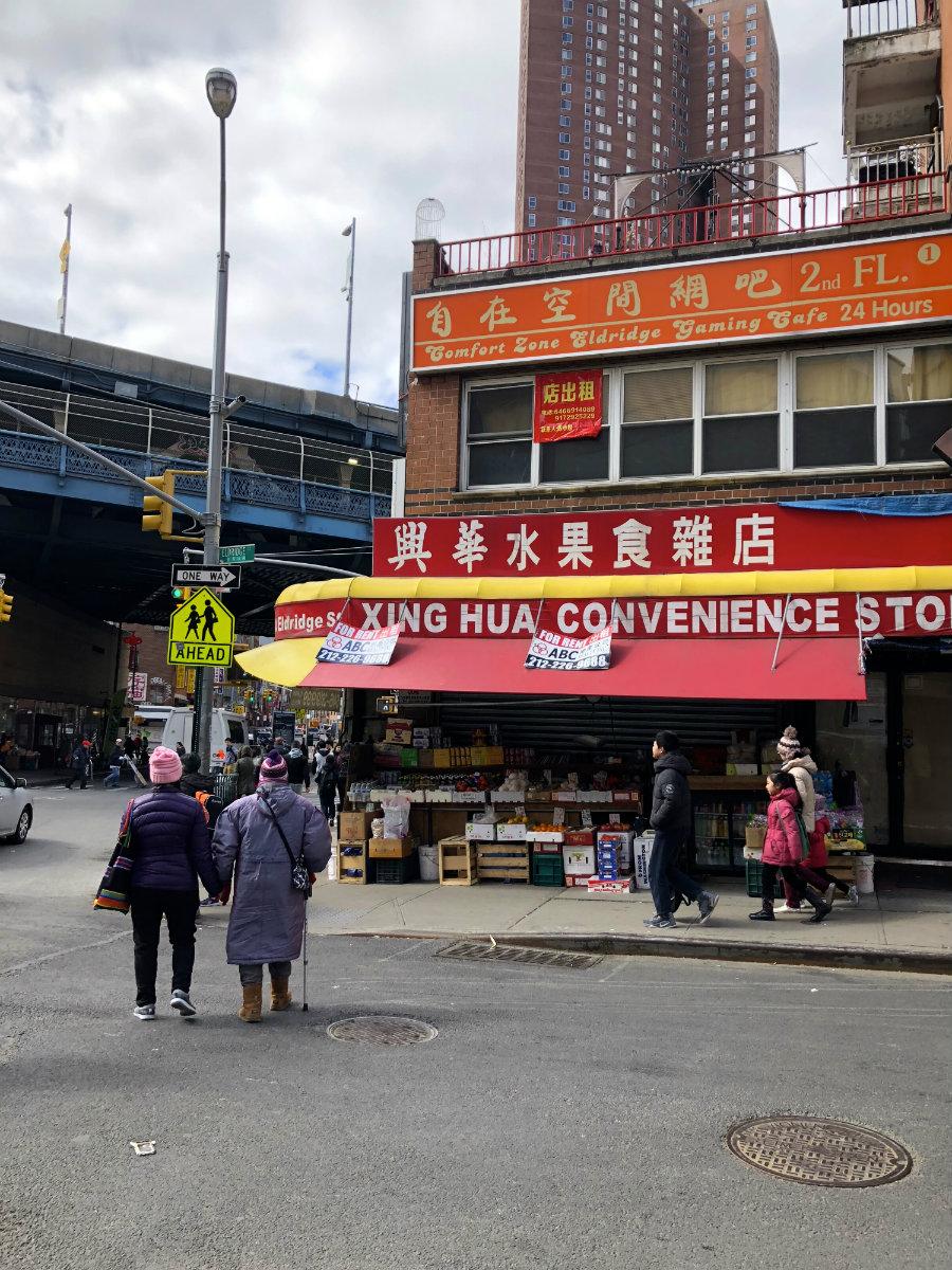 Fun things to do in Chinatown, walk around