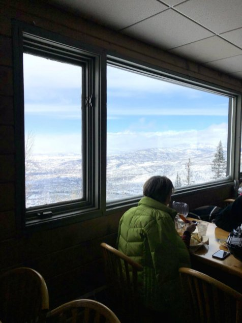 Dining at Steamboat Springs resort