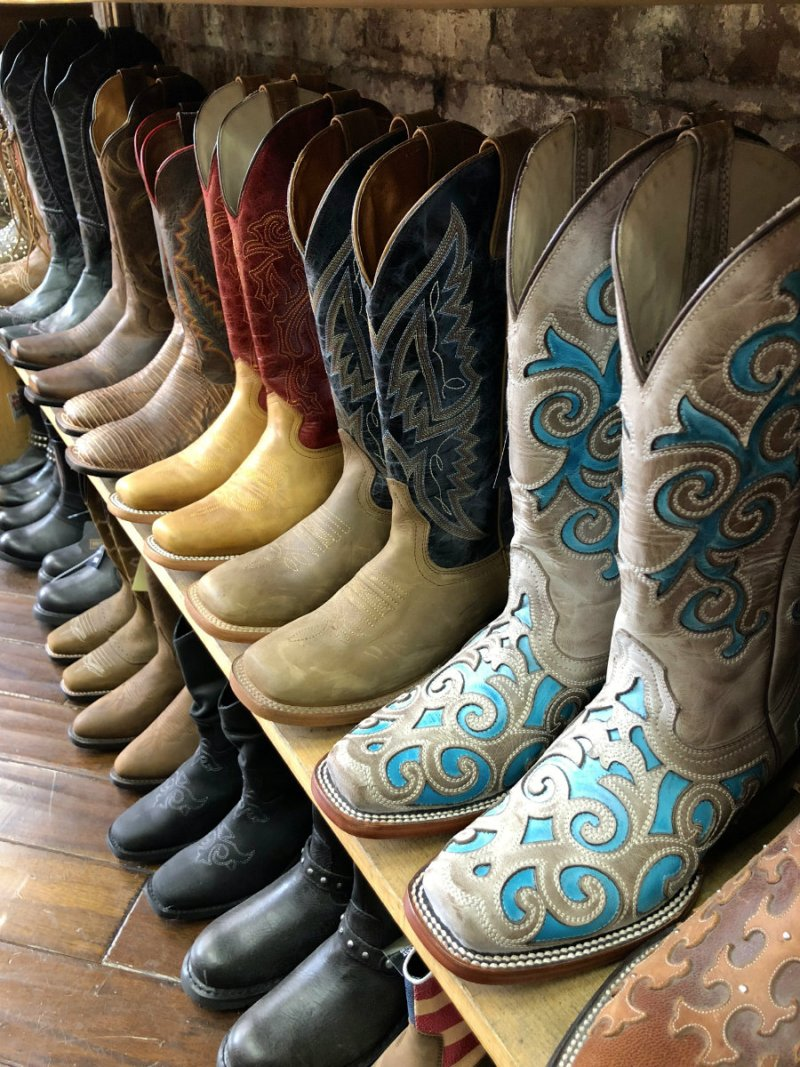Faraway Files #73 Nashville cowgirl boots
