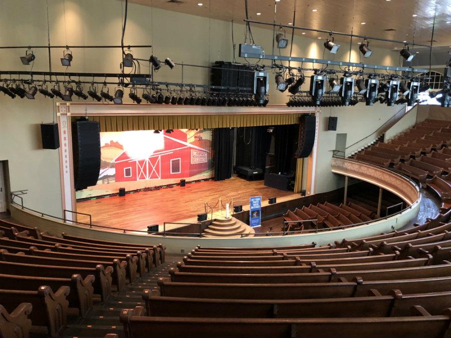 Ryman-auditorium-Nashville