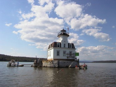 Hudson River train tour app