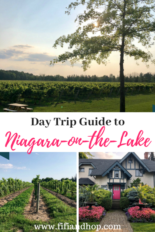 Day trip to Niagara-on-the-Lake