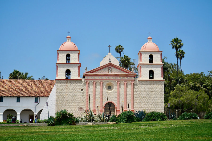 Things to do in Santa Barbara, the Old Mission