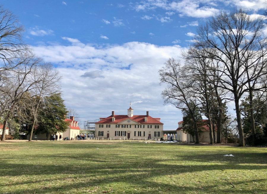 Washington, D.C. Day Trip: A Tour of George Washington's Mount Vernon