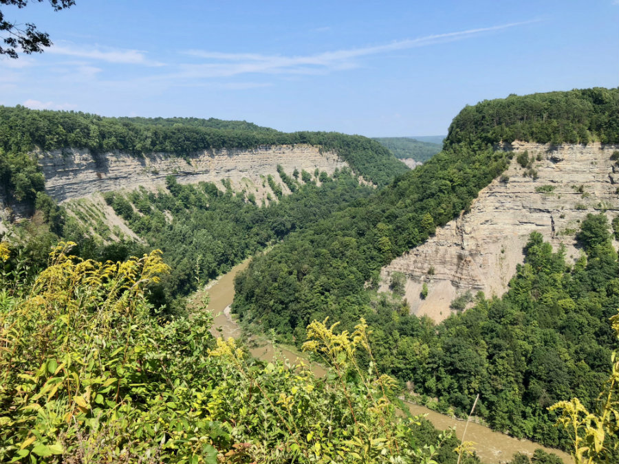 Guide to New York's Letchworth State Park