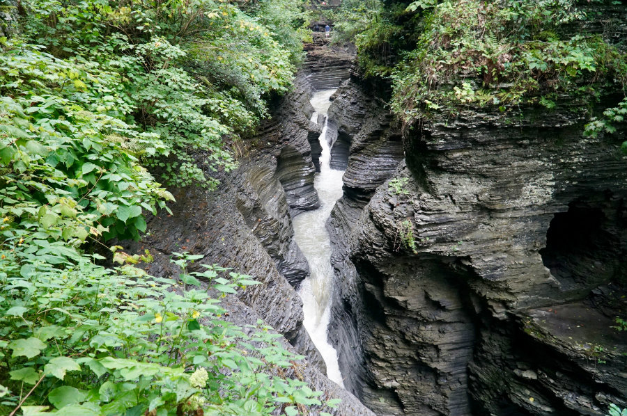 Exploring Watkins Glen State Park in the Finger Lakes
