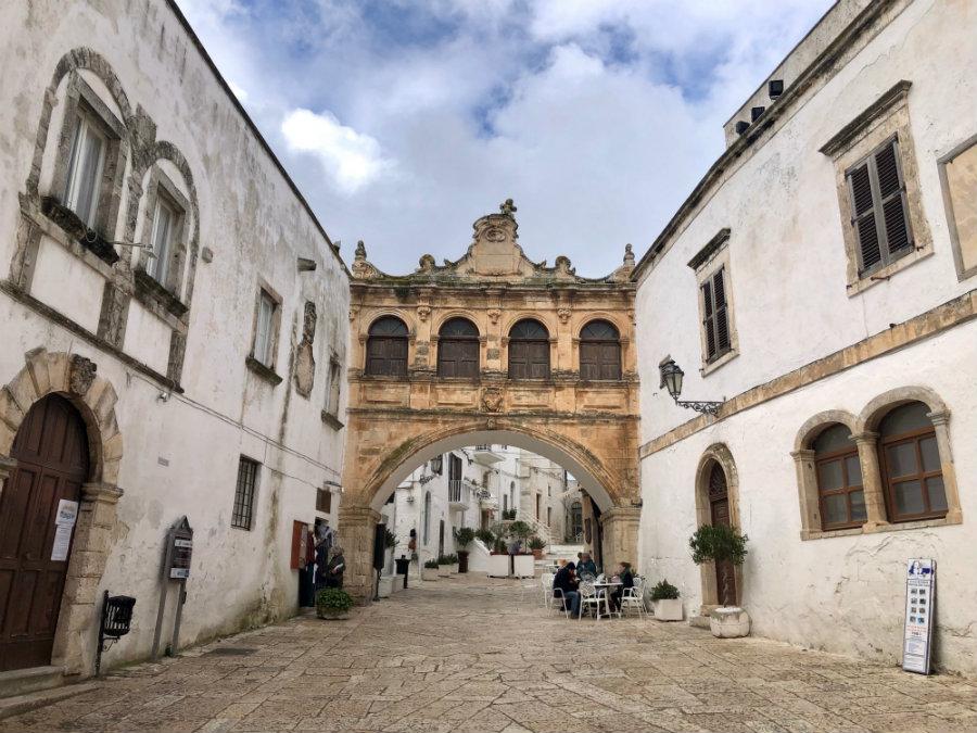 """Guide to Ostuni, Puglia – Italy's """"White City"""""""
