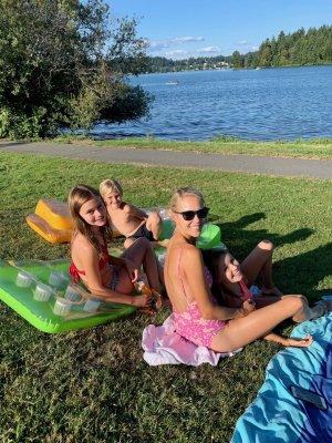 Things to do with kids in Seattle - Lake Washington