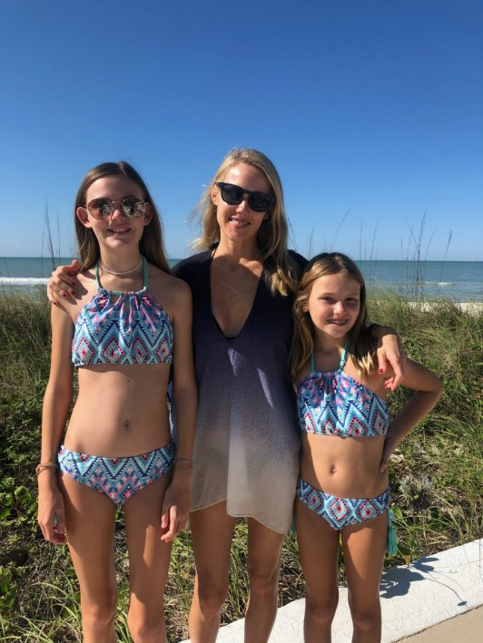 Me and my girls in Naples FL