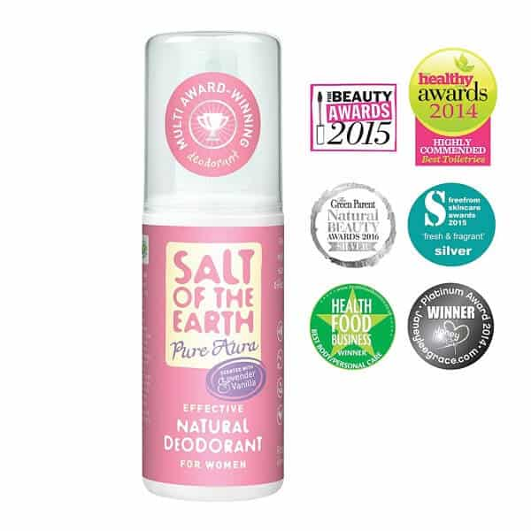 Salt of the Earth Pure Aura Deodorant