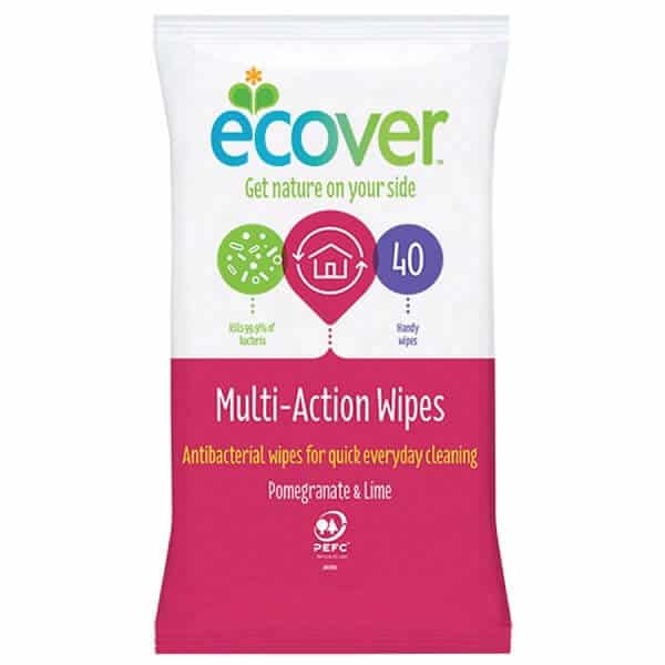 Ecover Multi- Action Wipes