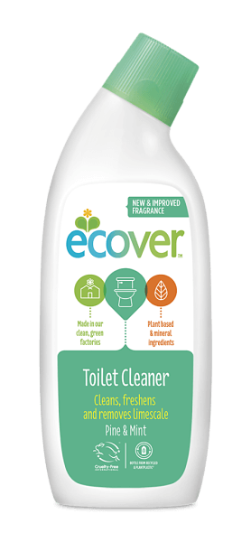 Ecover toilet cleaner