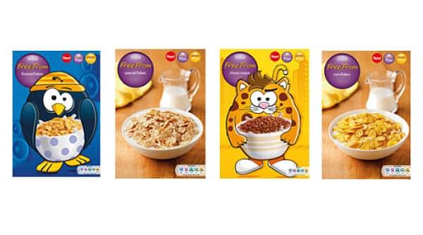 Gluten Free Kids Breakfast Cereals……….