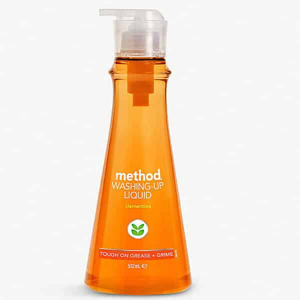 method Washing Up Liquid and Daily Shower Cleaner