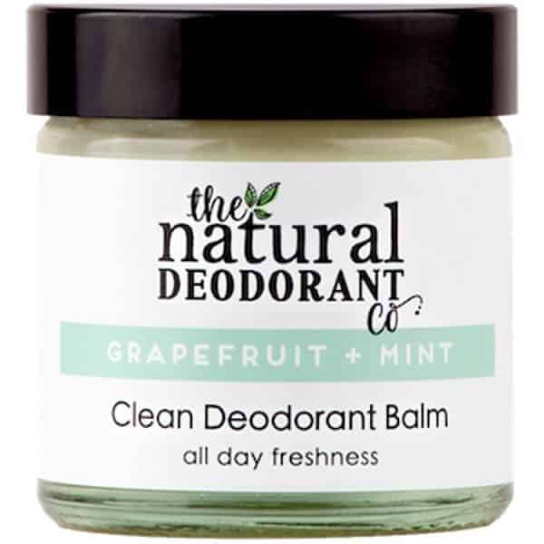 Clean Deodorant Balm by the Natural Deodorant Co.