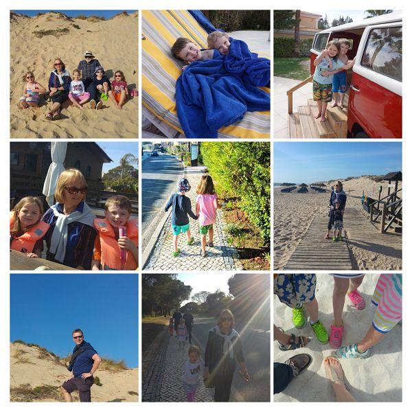Multi-generational family holidays