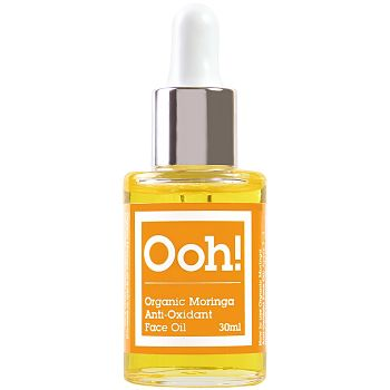 Oils of Heaven Moringa Face Oil