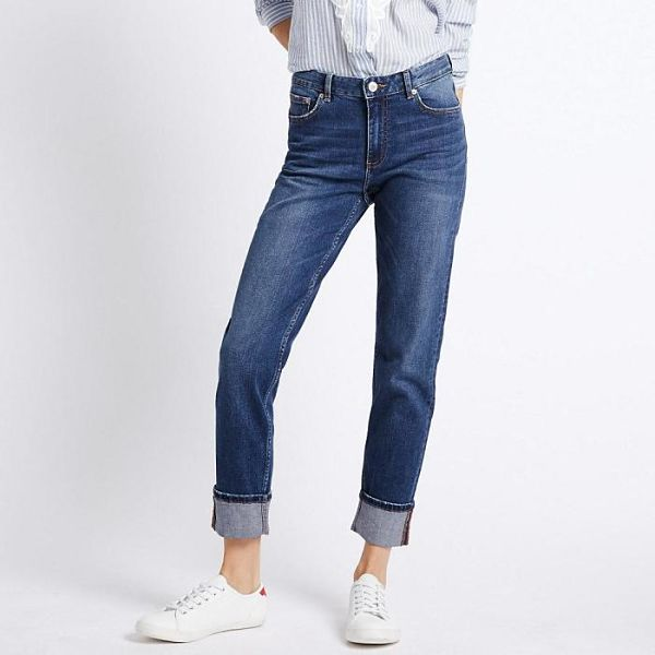 marks and spencer sustainable denim