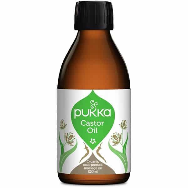 Pukka castor oil