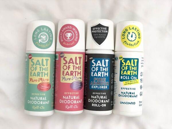 The Green Edit  – Natural Deodorant