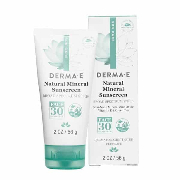 Derma E Suncreen – Reef Safe
